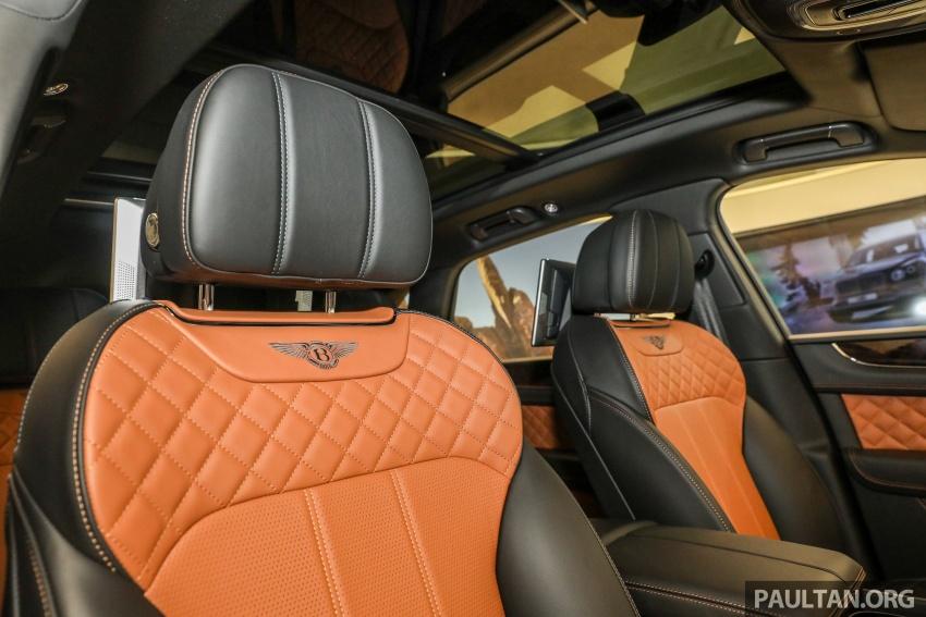 Bentley Bentayga W12 in Malaysia – from RM2 million Image #763631
