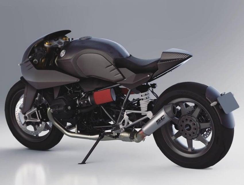2018 BMW Motorrad R nineT gets Dab Design ER Kit Image #760409