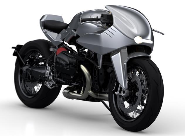2018 BMW Motorrad R nineT gets Dab Design ER Kit Image #760419
