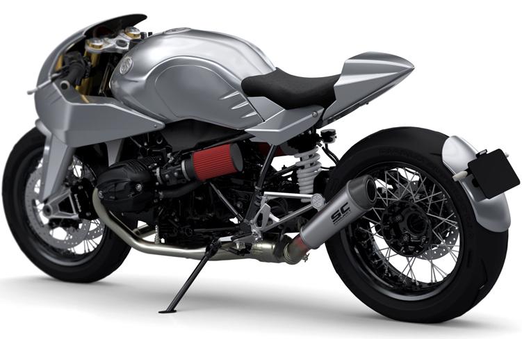 2018 BMW Motorrad R nineT gets Dab Design ER Kit Image #760421