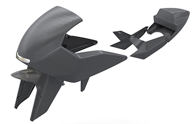 2018 BMW Motorrad R nineT gets Dab Design ER Kit Image #760422