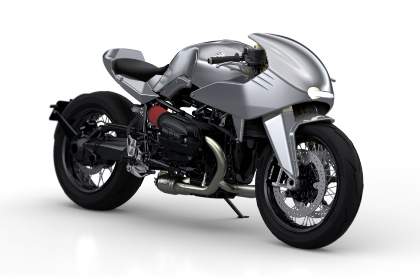 2018 BMW Motorrad R nineT gets Dab Design ER Kit Image #760414