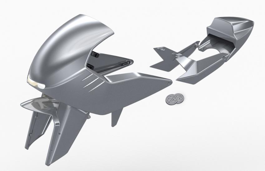 2018 BMW Motorrad R nineT gets Dab Design ER Kit Image #760418