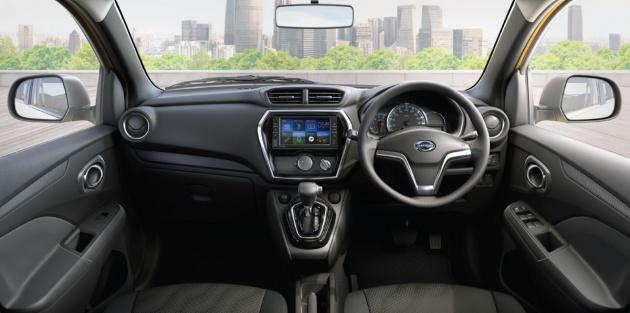 Datsun Cross 7-seat crossover debuts in Indonesia