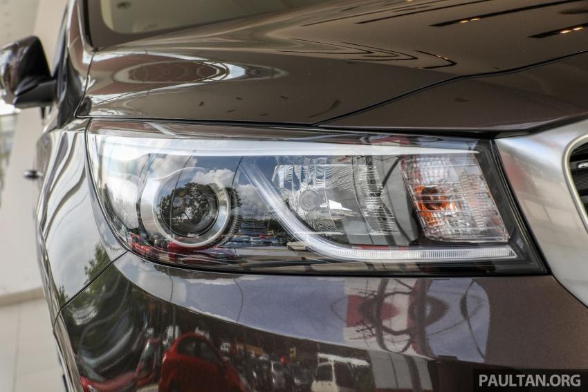 Kia Grand Carnival CKD – same price, more features Image #758656