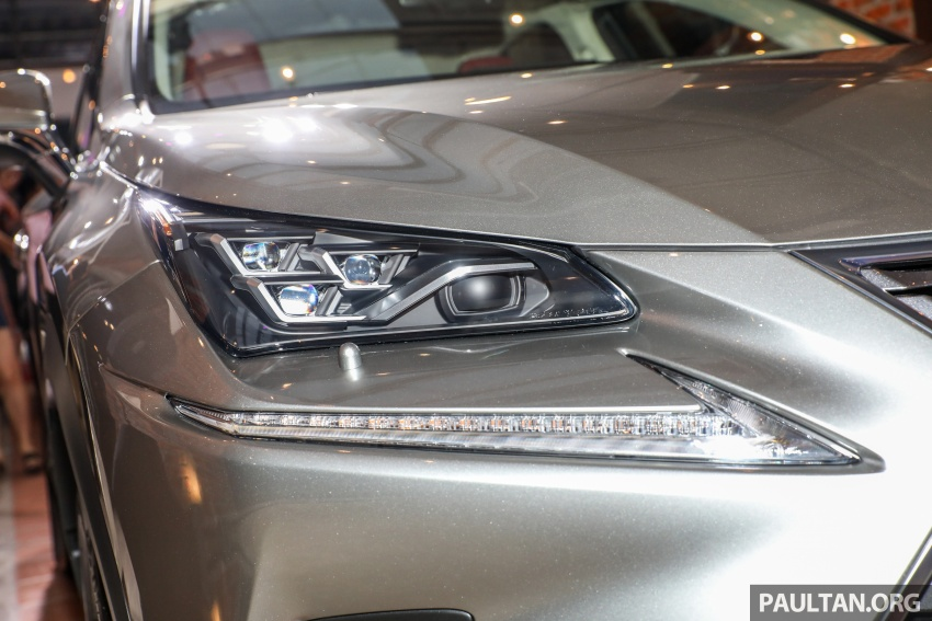Lexus Malaysia previews RX 350L seven-seater, updated NX 300 facelift range – SUVs from RM312k Image #770314