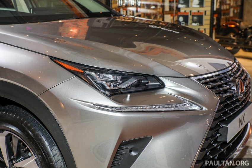 Lexus Malaysia previews RX 350L seven-seater, updated NX 300 facelift range – SUVs from RM312k Image #770315