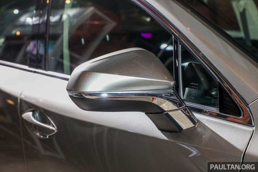 Lexus Malaysia previews RX 350L seven-seater, updated NX 300 facelift range – SUVs from RM312k Image #770321