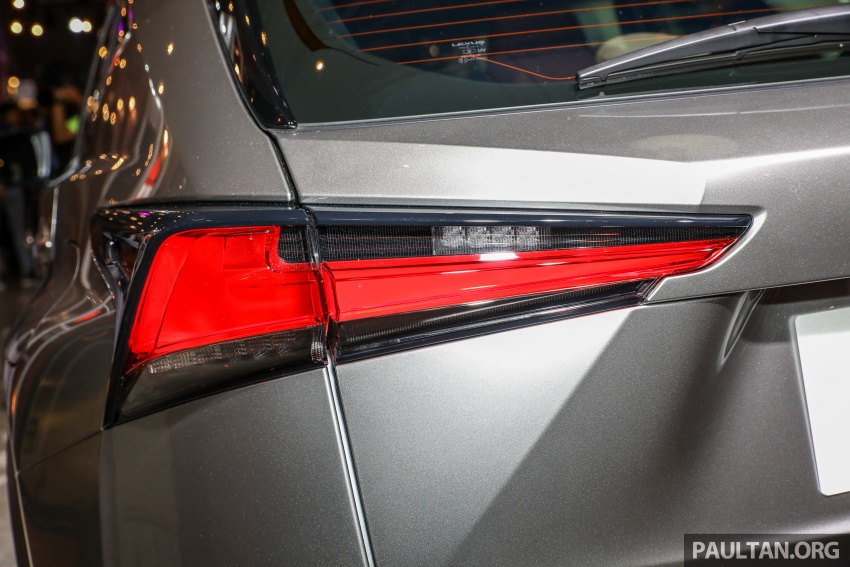 Lexus Malaysia previews RX 350L seven-seater, updated NX 300 facelift range – SUVs from RM312k Image #770327