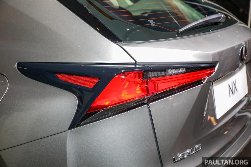 Lexus RX 350L dan NX 300 2018 kini dipertontonkan di Malaysia – harga bermula dari RM312k hingga RM475k Image #770404
