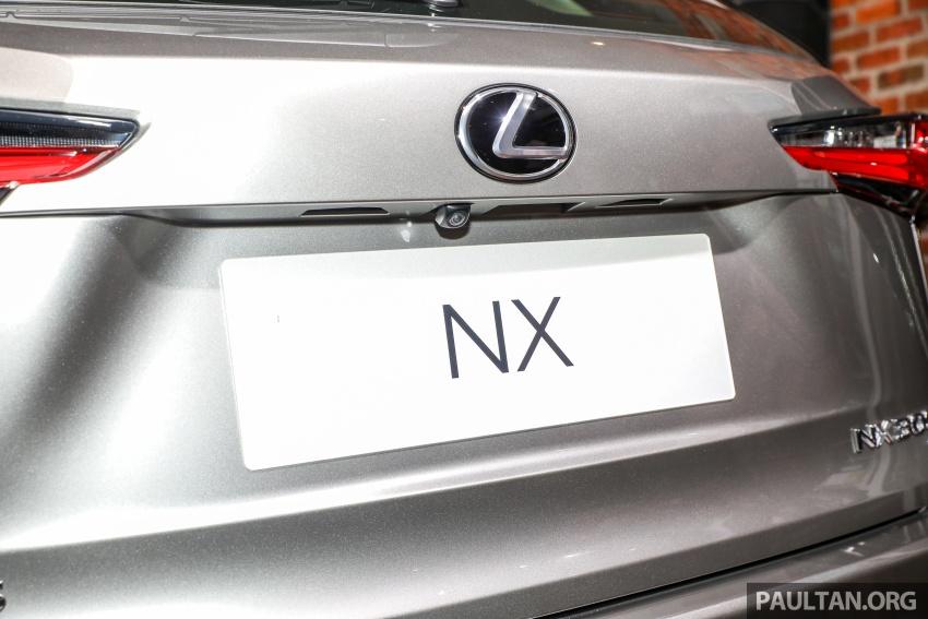 Lexus RX 350L dan NX 300 2018 kini dipertontonkan di Malaysia – harga bermula dari RM312k hingga RM475k Image #770406