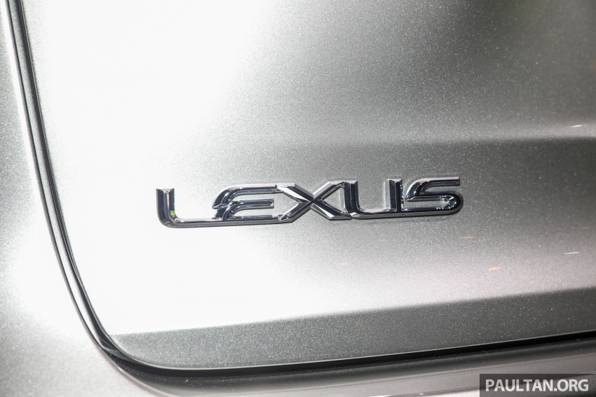 Lexus Malaysia previews RX 350L seven-seater, updated NX 300 facelift range – SUVs from RM312k Image #770333
