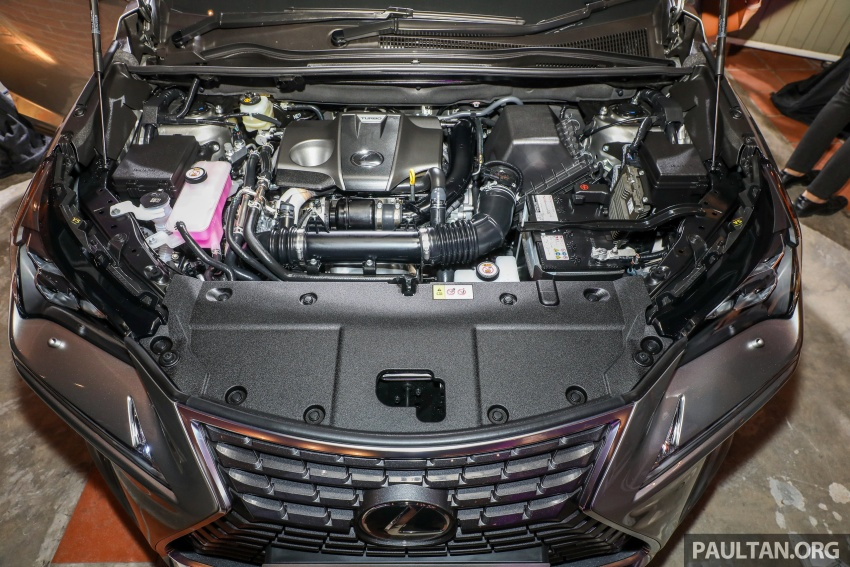 Lexus Malaysia previews RX 350L seven-seater, updated NX 300 facelift range – SUVs from RM312k Image #770335
