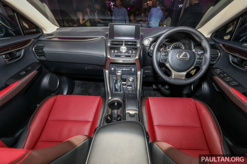 Lexus Malaysia previews RX 350L seven-seater, updated NX 300 facelift range – SUVs from RM312k Image #770337