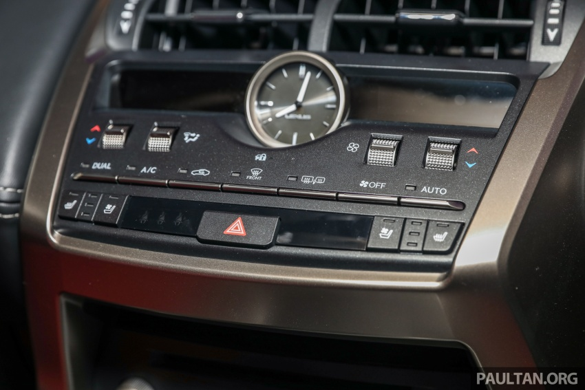 Lexus Malaysia previews RX 350L seven-seater, updated NX 300 facelift range – SUVs from RM312k Image #770349