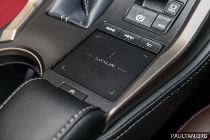 Lexus RX 350L dan NX 300 2018 kini dipertontonkan di Malaysia – harga bermula dari RM312k hingga RM475k Image #770426