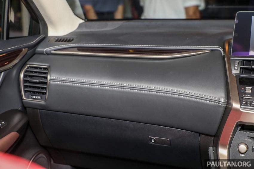 Lexus RX 350L dan NX 300 2018 kini dipertontonkan di Malaysia – harga bermula dari RM312k hingga RM475k Image #770428