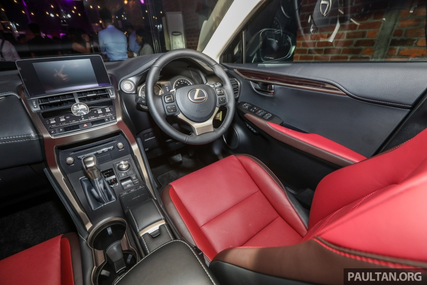 Lexus Malaysia previews RX 350L seven-seater, updated NX 300 facelift range – SUVs from RM312k Image #770358