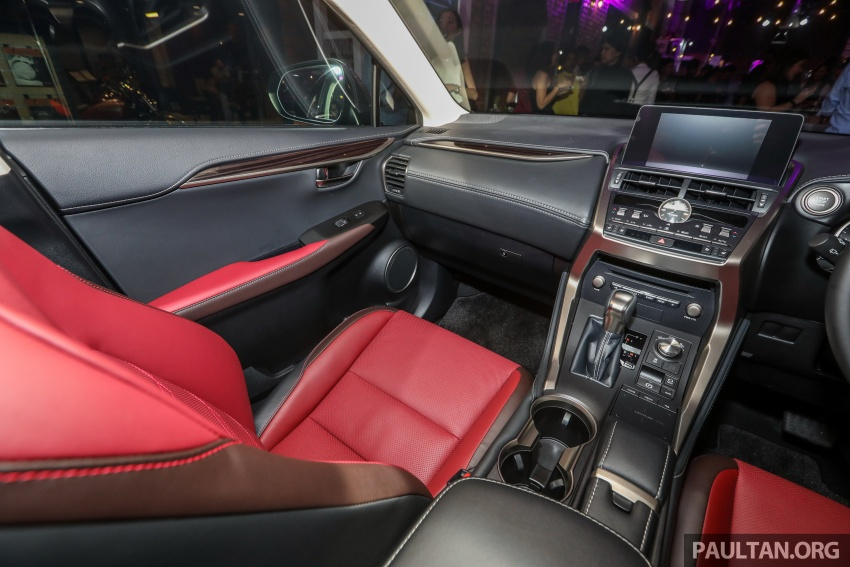 Lexus Malaysia previews RX 350L seven-seater, updated NX 300 facelift range – SUVs from RM312k Image #770359