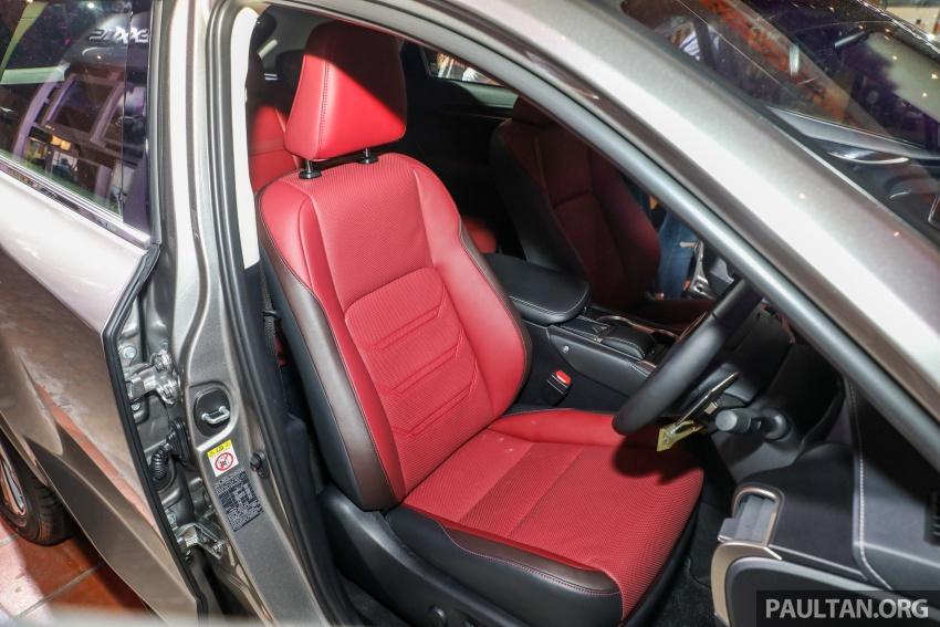 Lexus RX 350L dan NX 300 2018 kini dipertontonkan di Malaysia – harga bermula dari RM312k hingga RM475k Image #770437