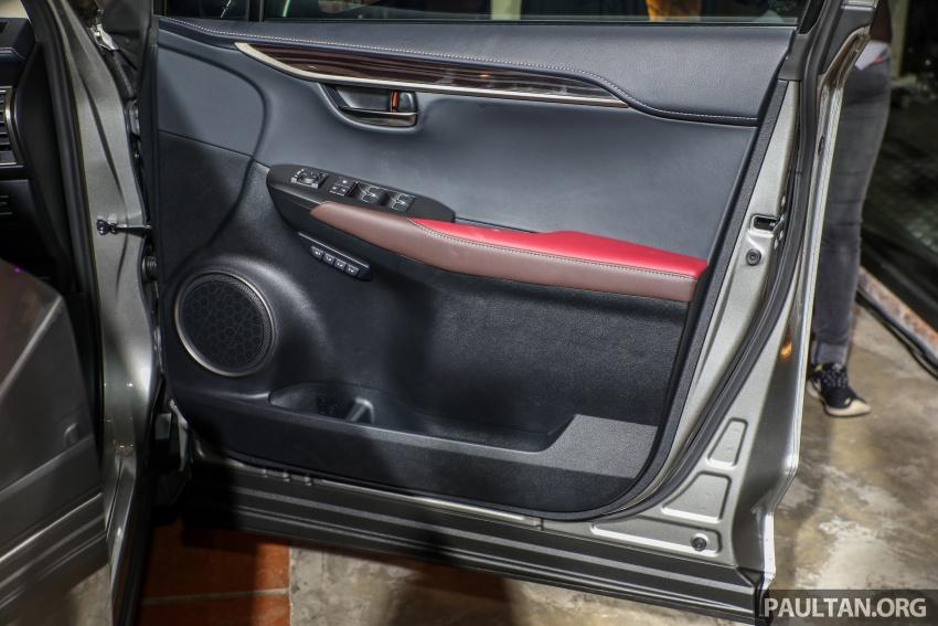 Lexus RX 350L dan NX 300 2018 kini dipertontonkan di Malaysia – harga bermula dari RM312k hingga RM475k Image #770440