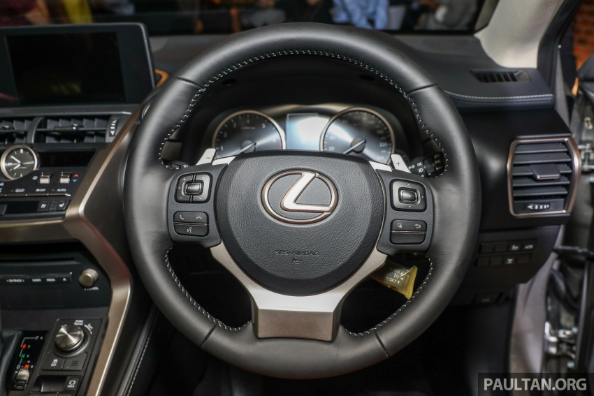 Lexus Malaysia previews RX 350L seven-seater, updated NX 300 facelift range – SUVs from RM312k Image #770339