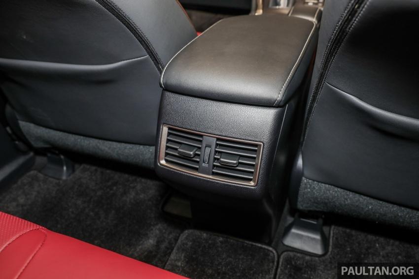 Lexus RX 350L dan NX 300 2018 kini dipertontonkan di Malaysia – harga bermula dari RM312k hingga RM475k Image #770448