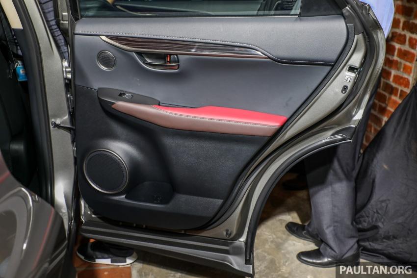 Lexus RX 350L dan NX 300 2018 kini dipertontonkan di Malaysia – harga bermula dari RM312k hingga RM475k Image #770449