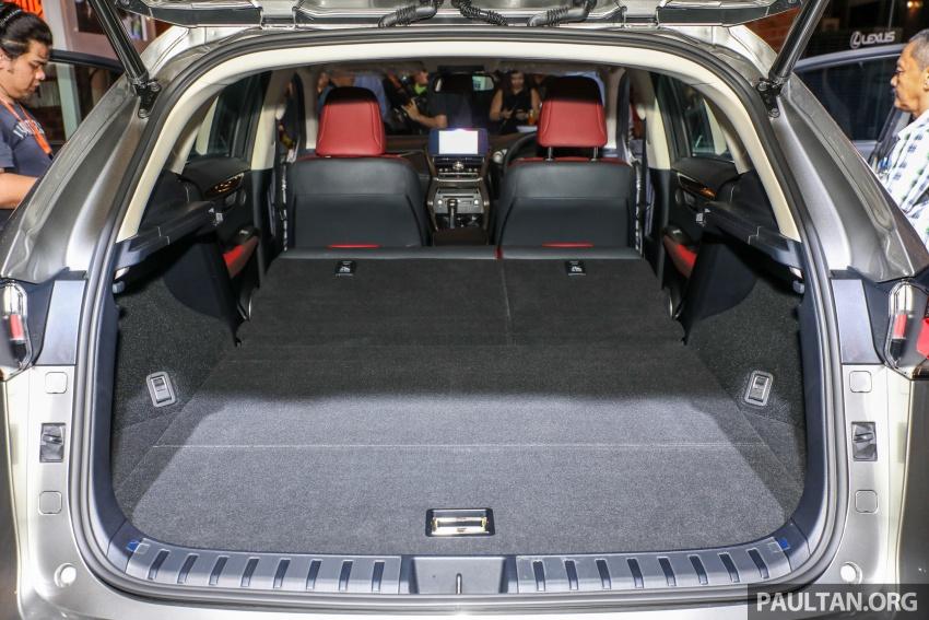 Lexus RX 350L dan NX 300 2018 kini dipertontonkan di Malaysia – harga bermula dari RM312k hingga RM475k Image #770451