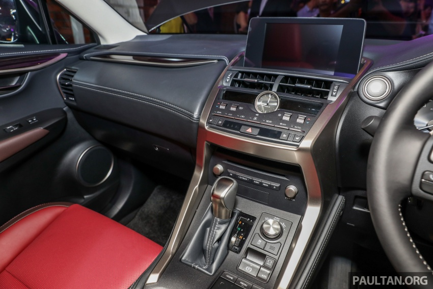 Lexus Malaysia previews RX 350L seven-seater, updated NX 300 facelift range – SUVs from RM312k Image #770346