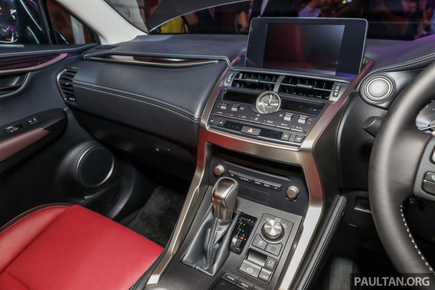 Lexus RX 350L dan NX 300 2018 kini dipertontonkan di Malaysia – harga bermula dari RM312k hingga RM475k Image #770421