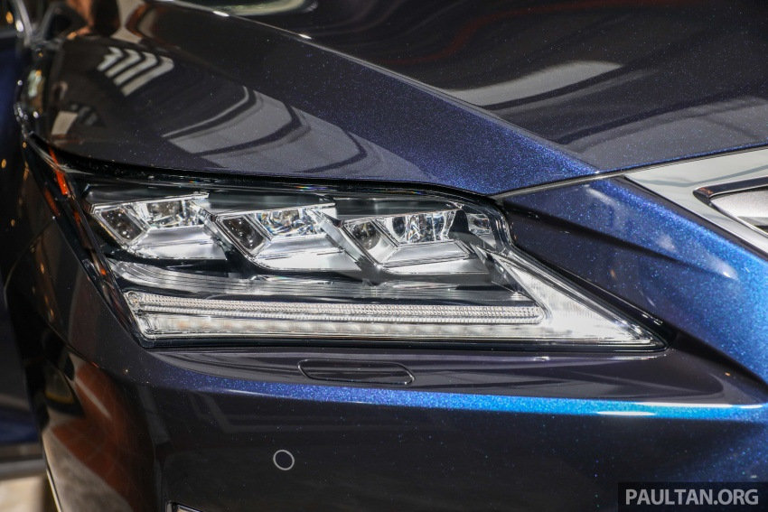 Lexus Malaysia previews RX 350L seven-seater, updated NX 300 facelift range – SUVs from RM312k Image #770222