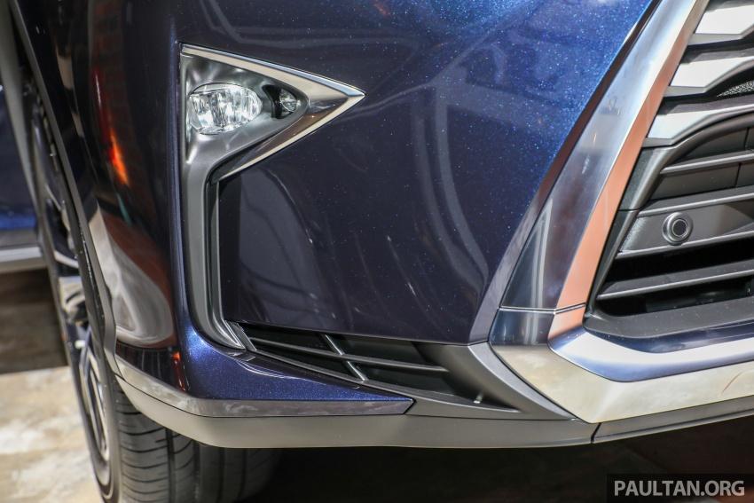 Lexus RX 350L dan NX 300 2018 kini dipertontonkan di Malaysia – harga bermula dari RM312k hingga RM475k Image #770465
