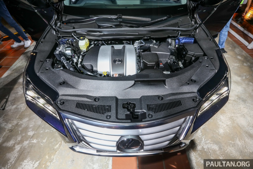 Lexus RX 350L dan NX 300 2018 kini dipertontonkan di Malaysia – harga bermula dari RM312k hingga RM475k Image #770485