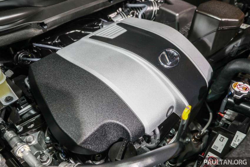 Lexus RX 350L dan NX 300 2018 kini dipertontonkan di Malaysia – harga bermula dari RM312k hingga RM475k Image #770486