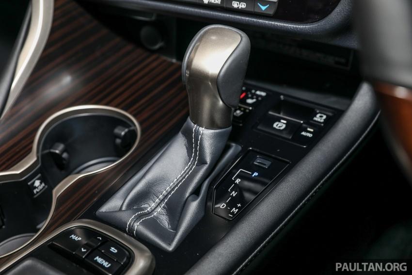 Lexus RX 350L dan NX 300 2018 kini dipertontonkan di Malaysia – harga bermula dari RM312k hingga RM475k Image #770500