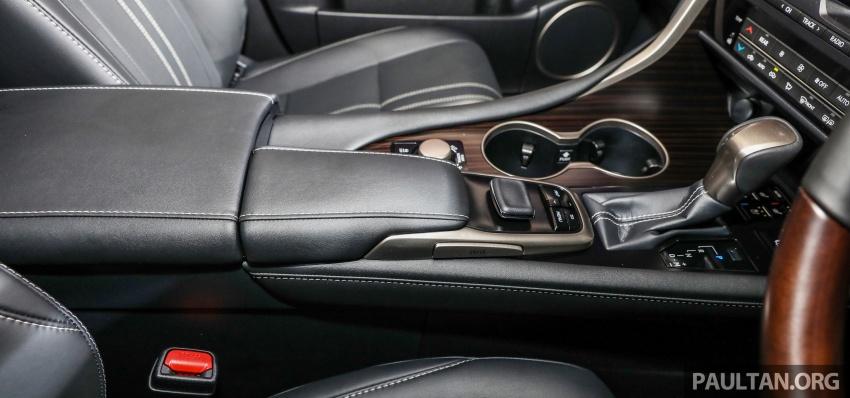 Lexus RX 350L dan NX 300 2018 kini dipertontonkan di Malaysia – harga bermula dari RM312k hingga RM475k Image #770504