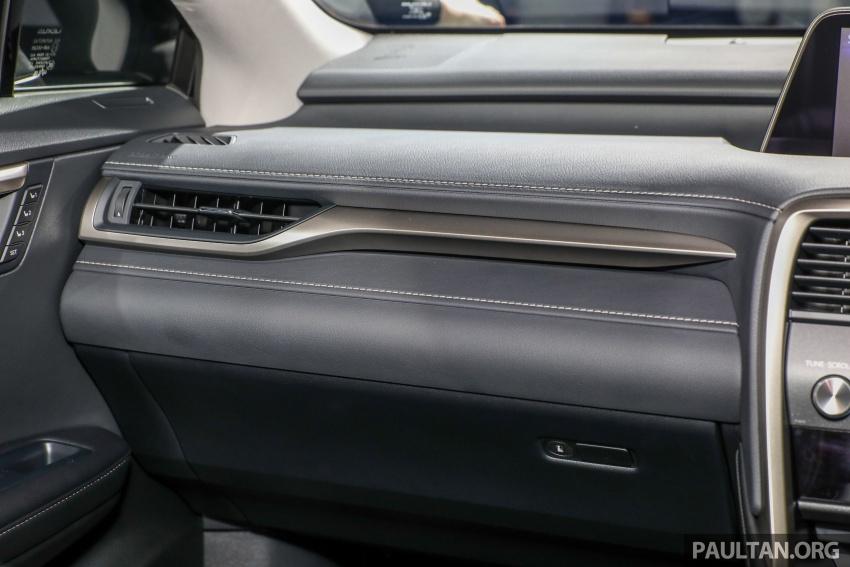 Lexus RX 350L dan NX 300 2018 kini dipertontonkan di Malaysia – harga bermula dari RM312k hingga RM475k Image #770505