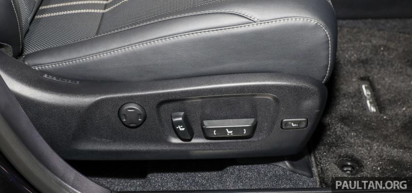 Lexus RX 350L dan NX 300 2018 kini dipertontonkan di Malaysia – harga bermula dari RM312k hingga RM475k Image #770517