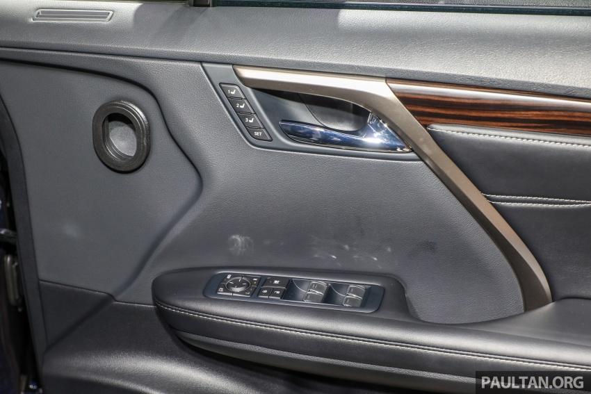 Lexus RX 350L dan NX 300 2018 kini dipertontonkan di Malaysia – harga bermula dari RM312k hingga RM475k Image #770521