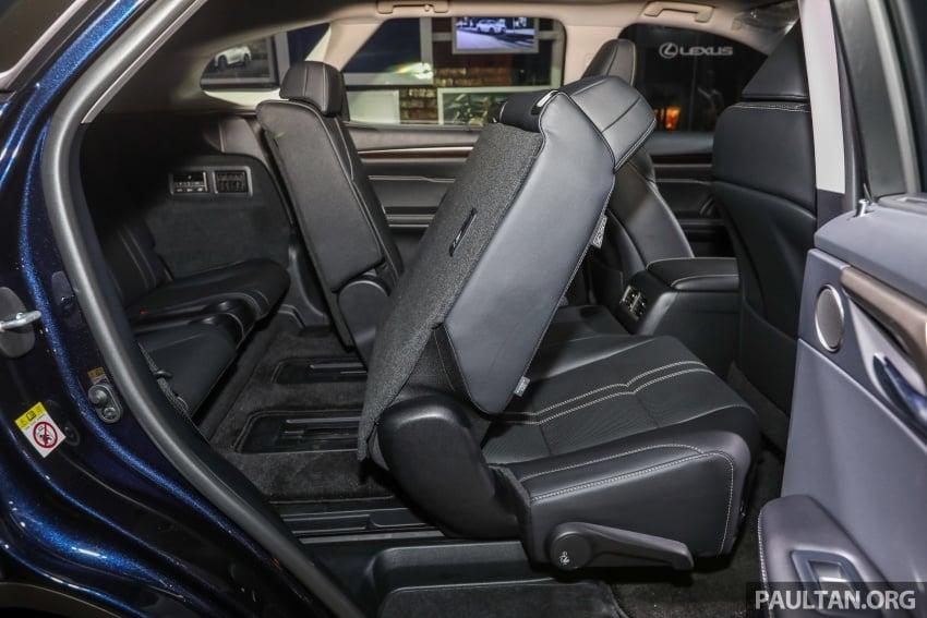 Lexus RX 350L dan NX 300 2018 kini dipertontonkan di Malaysia – harga bermula dari RM312k hingga RM475k Image #770525