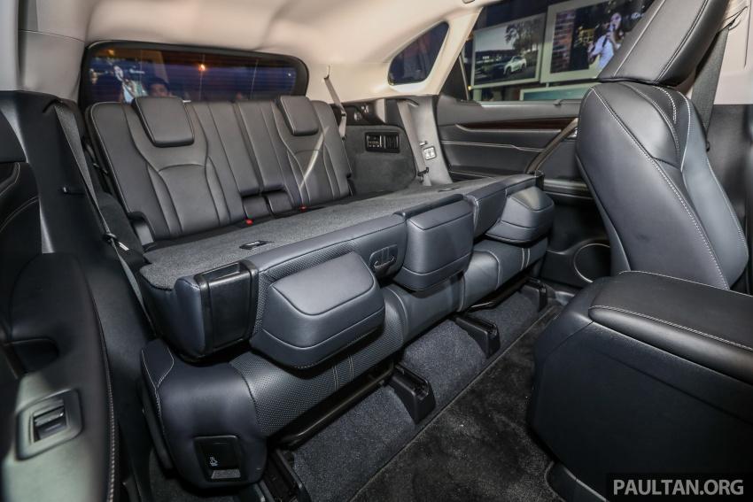 Lexus RX 350L dan NX 300 2018 kini dipertontonkan di Malaysia – harga bermula dari RM312k hingga RM475k Image #770528