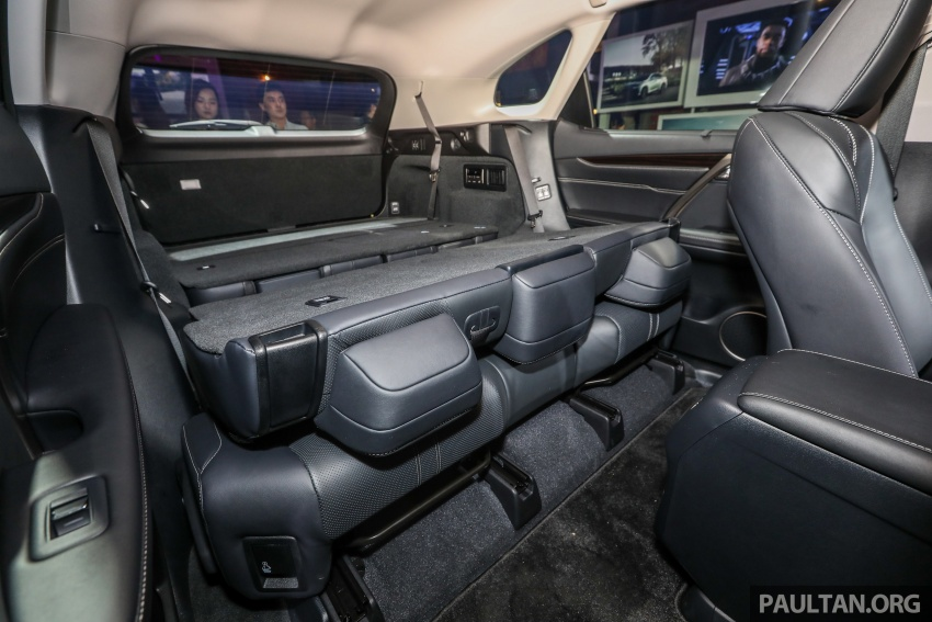 Lexus Malaysia previews RX 350L seven-seater, updated NX 300 facelift range – SUVs from RM312k Image #770282