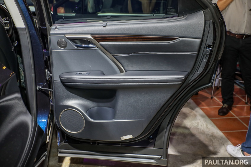 Lexus Malaysia previews RX 350L seven-seater, updated NX 300 facelift range – SUVs from RM312k Image #770285