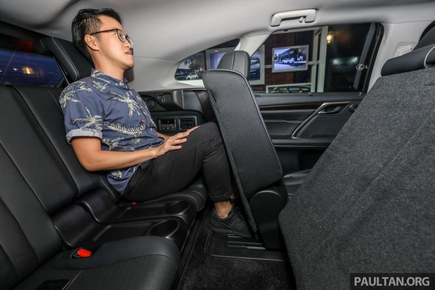 Lexus RX 350L dan NX 300 2018 kini dipertontonkan di Malaysia – harga bermula dari RM312k hingga RM475k Image #770534