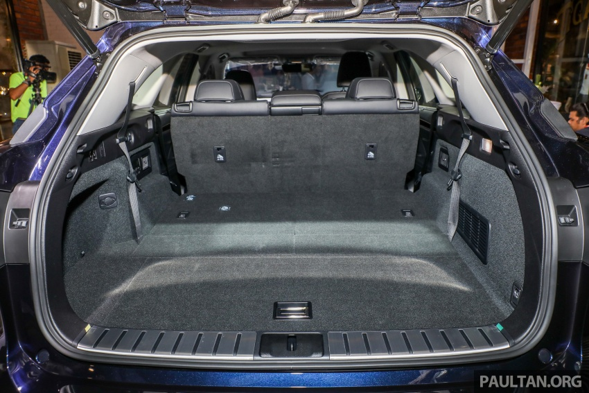Lexus Malaysia previews RX 350L seven-seater, updated NX 300 facelift range – SUVs from RM312k Image #770293