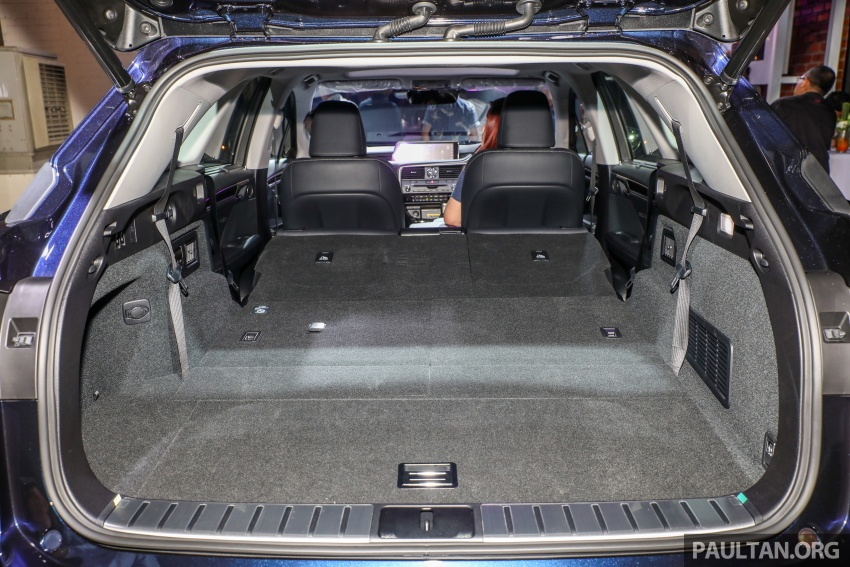 Lexus Malaysia previews RX 350L seven-seater, updated NX 300 facelift range – SUVs from RM312k Image #770294