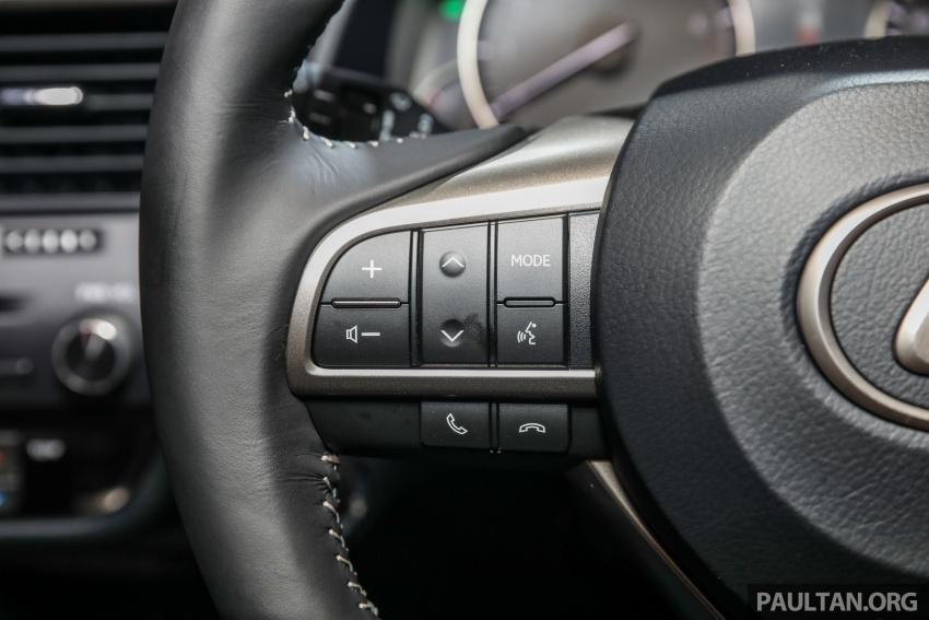 Lexus RX 350L dan NX 300 2018 kini dipertontonkan di Malaysia – harga bermula dari RM312k hingga RM475k Image #770490