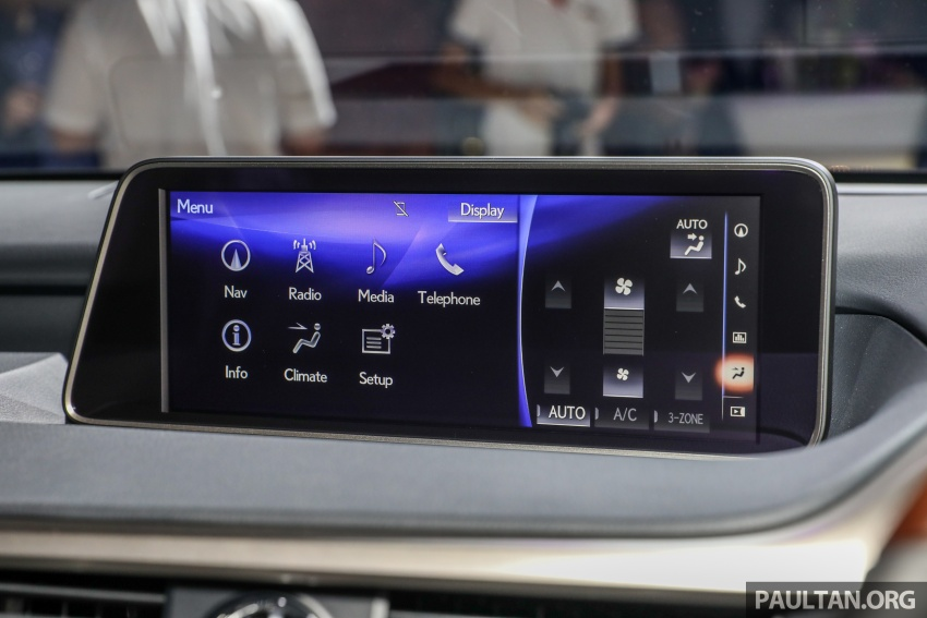 Lexus Malaysia previews RX 350L seven-seater, updated NX 300 facelift range – SUVs from RM312k Image #770254