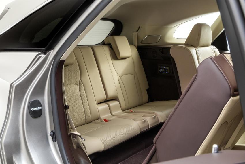 Lexus RX 350L tujuh-tempat duduk, NX 300 facelift kini dibuka tempahan di Malaysia – SUV dari RM312k Image #762439